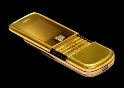 Solid Gold Telephone