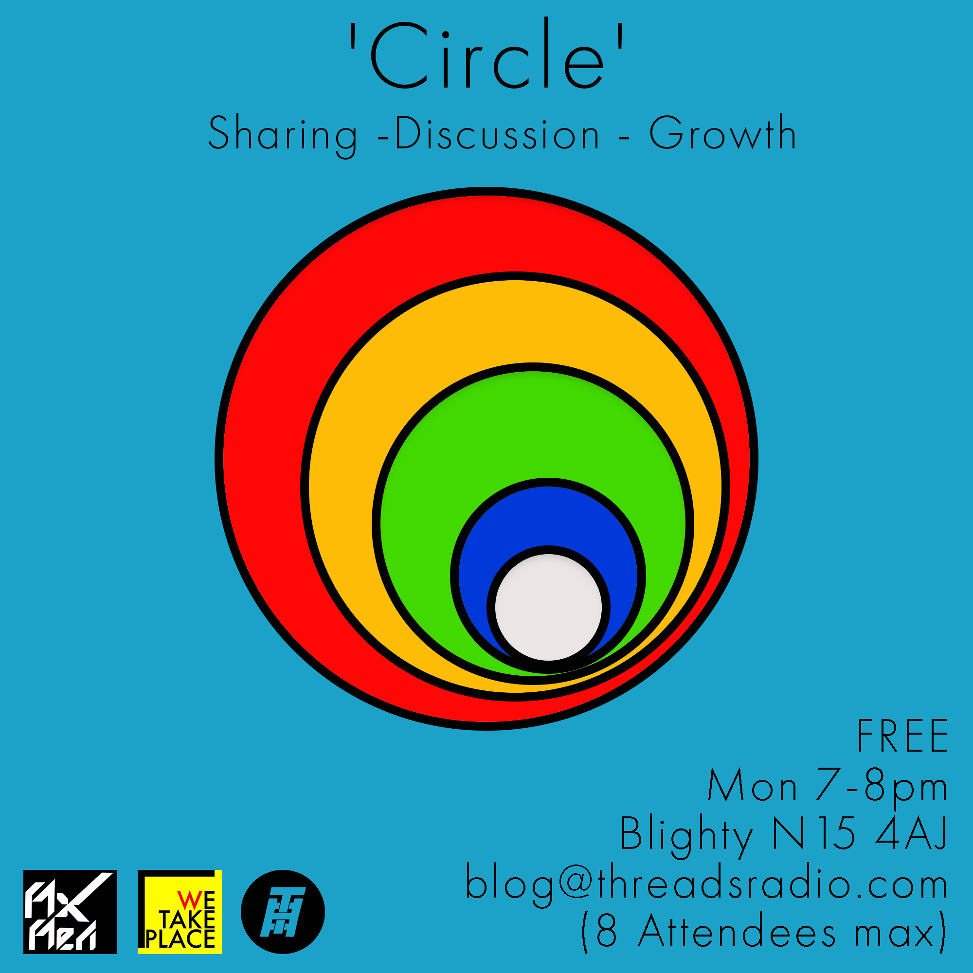 Circle: A place for the discussion and development of positive masculinity