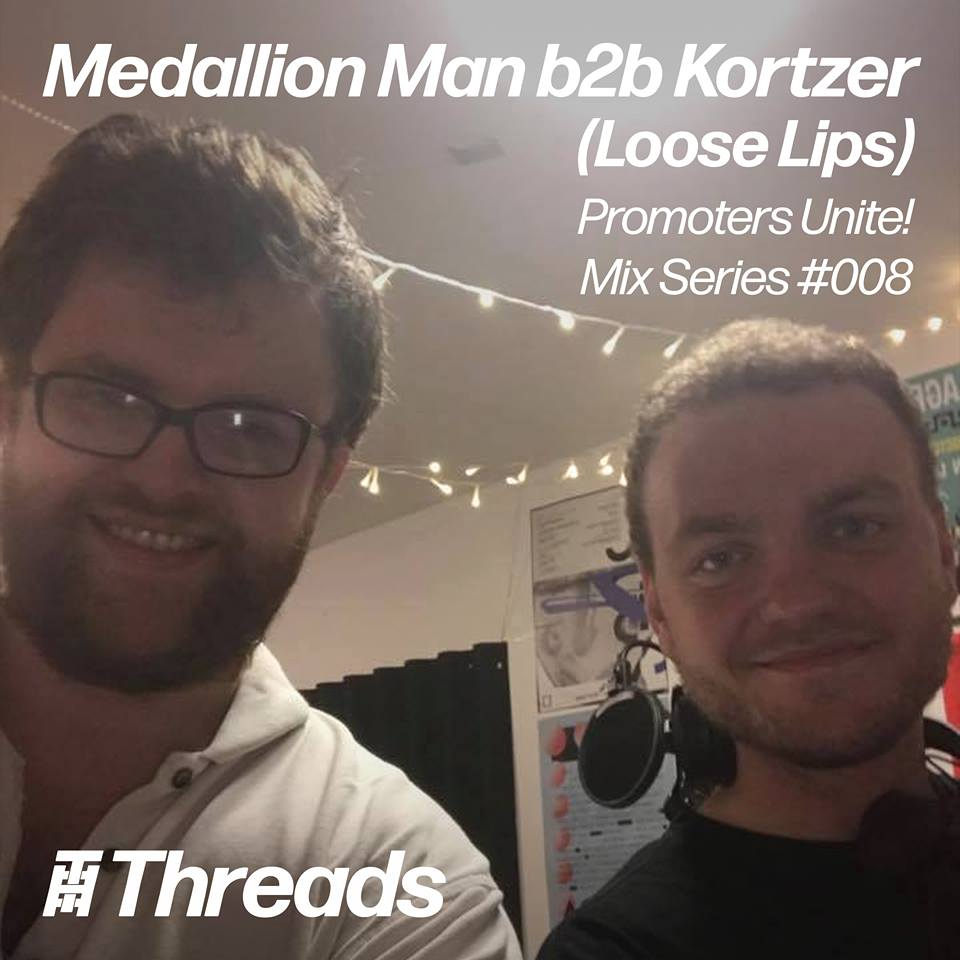 Easter Sunday Rave Pre Party Mix Series #8 Medallion Man b2b Kortzer