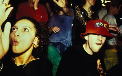 Tony Davis: Life Before Digital, Integral Rebellion, and the Spirit of the Nineties Rave Scene