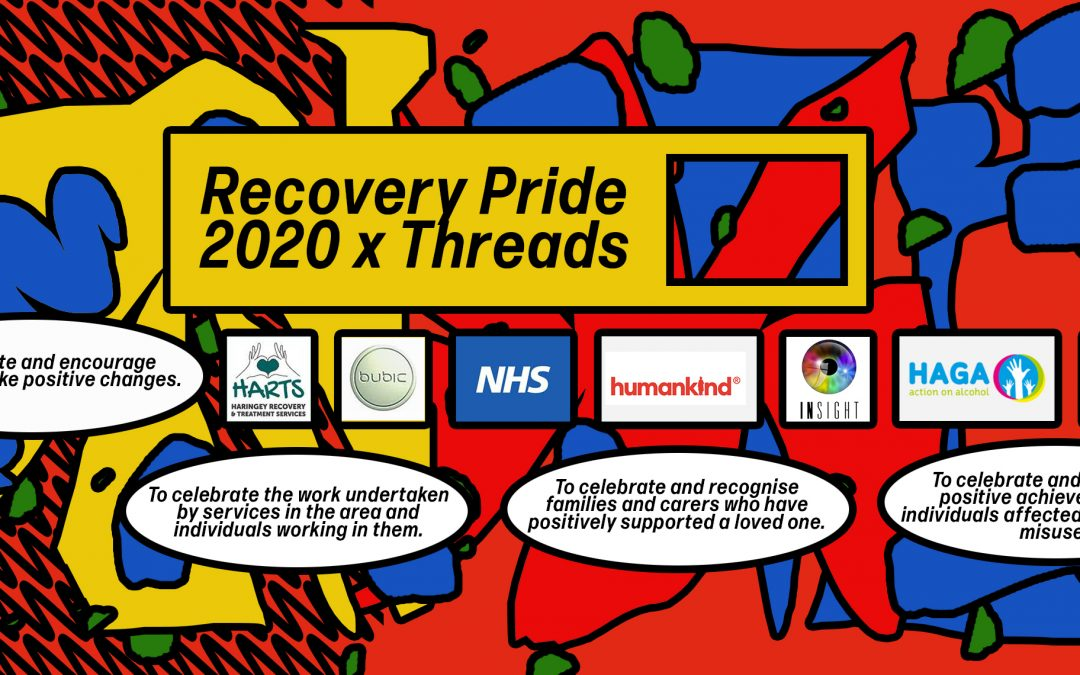 Recovery Pride 2020 x Threads – 16-20 – Nov -20